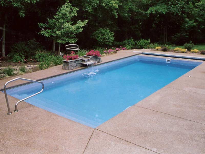 Rectangle Pool Designs