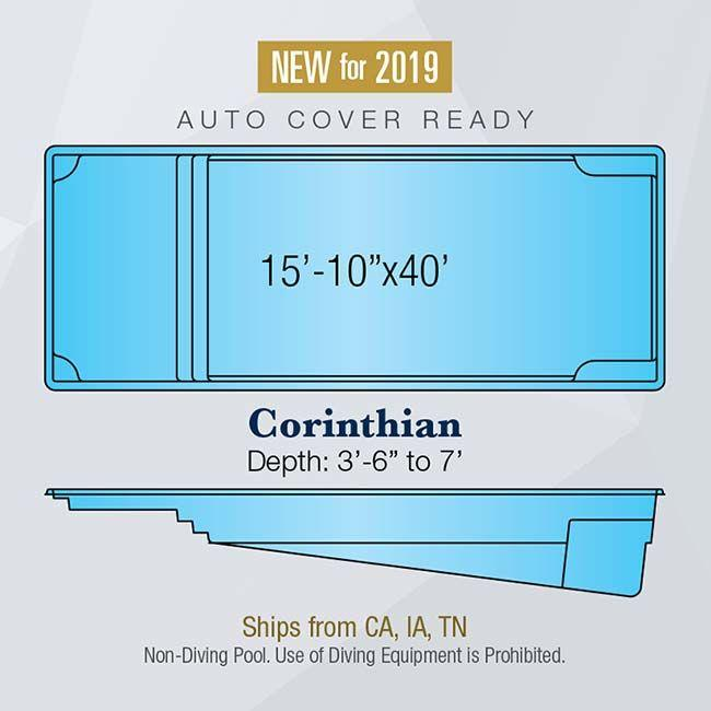 Corinthian - New For 2019
