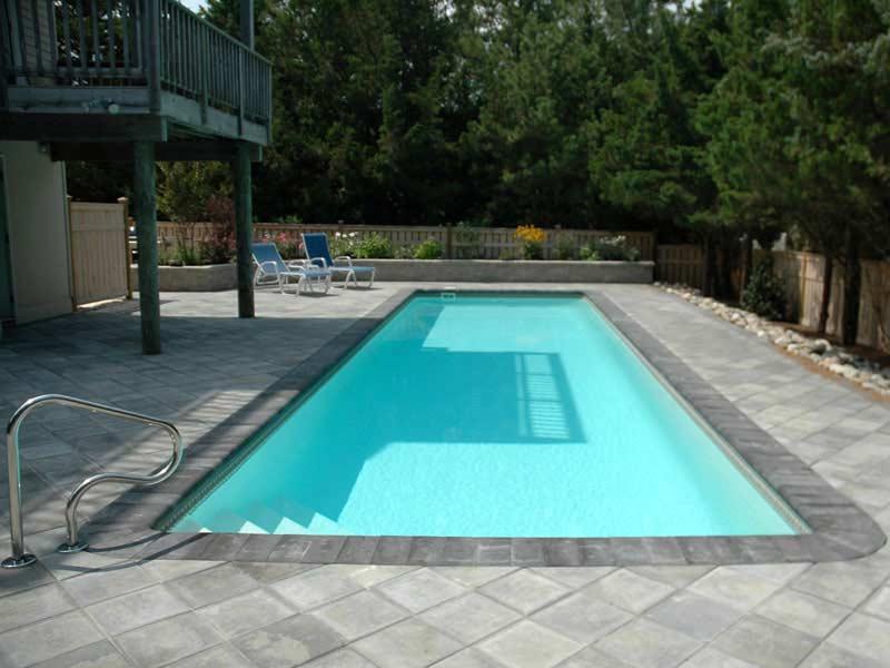 Lap Swimming Pool Designs