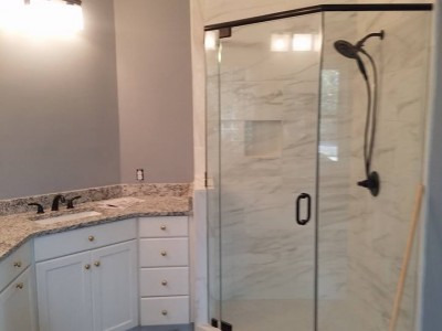 Bathroom Remodeled Hoover Al