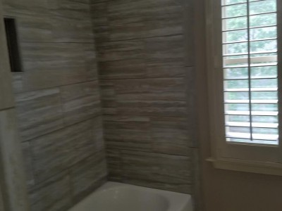 Bathroom Remodeled Homewood Al