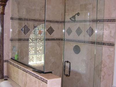 Bath and tile